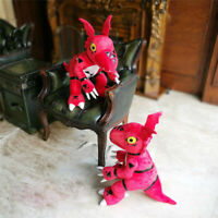 Digimon Digital Monster Guilmon X-evolution Plush Toy Stuffed Doll 24'' 60CM