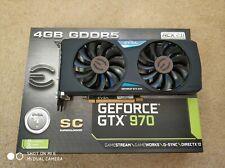 NVIDIA GeForce GTX 970 4GB EVGA SC GDDR5