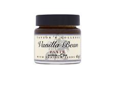 Taylor & Colledge Organic Vanilla Bean Paste 65g