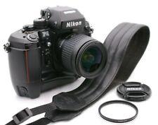 [Near Mint] NIKON F4S SLR Film Camera + AF NIKKOR 28-80mm F/3.3-5.6 G From Japan