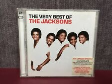 CD Jacksons - The Very Best Of 2004 2CD M-/M-