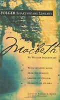 Macbeth (Folger Shakespeare Library) by William Shakespeare