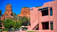 Bell Rock Inn- Sedona AZ Arizona- studio sleeps 4 -Feb Mar March Apr