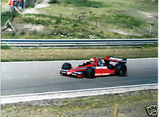 NIKI LAUDA 1978 DUTCH GRAND PRIX GP BRABHAM BT ZANDVOORT FOTO PHOTOGRAPH