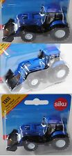 Siku Super 1355 New Holland T8.390 Traktor mit Frontlader, ca. 1:87