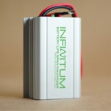 12V Battery Desulfator/Reviver/Restorer LifeSpan Maximizer Automotive/Solar/Wind