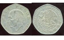 MEXIQUE 10 pesos 1977