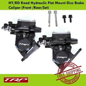 TRP HY/RD Road Hydraulic Flat Mount Disc Brake Caliper (Front /Rear/Set)