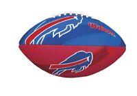 NEW Wilson NFL Junior Team Logo Football Buffalo Bills FREE SHIPPING
