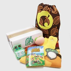 Animal Crossing: New Horizons Collector's Box