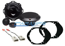 NEW ROCKFORD FOSGATE COMPONENT SPEAKER SET FORD TRUCK FRONT OR REAR W INSTALL