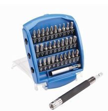 32 PC Magnetic Driver Guide Kit Star, Hex, Torqs, Slotted, Phillips Screw Bits