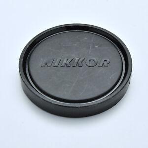 Genuine Nikon NIKKOR Nippon Kogaku Japan 60mm Slip-On Lens Cap Nikonos (#3492)