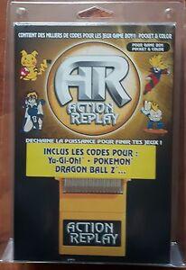 Action Replay für Gameboy Color und Pocket, Schummelmodul, mit Pokemoncodes
