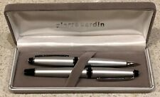 PIERRE CARDIN Pen and Pencil Set Boxed