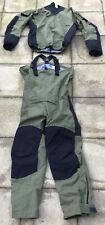 Typhoon Two Piece Coxswain Drysuit, Size - Large