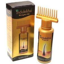 Indulekha Bringha Hair Oil Selfie Bottle 100 ml Hair oil pack of 2