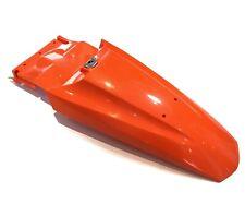 Supermoto Kotflügel hinten orange KTM LC4 SM Heck flach