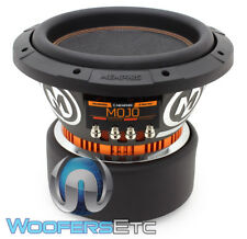 "MEMPHIS MOJO 610D4 10"" SUB 2200W DUAL 4-OHM CAR AUDIO SUBWOOFER BASS SPEAKER NEW"