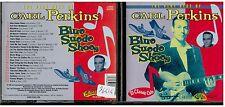 1837 - CD - CARL PERKINS - BLUE SUEDE SHOES