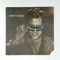 CHEVY CHASE s/t AL9519 Promo LP Vinyl VG++ Cover VG+ near ++ Cut Corner Sleeve