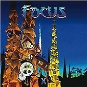 Focus - X ( CD 2012 ) NEW / SEALED
