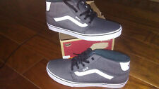 NEW $69 Mens Vans Chapman Mid Texture Shoes, size 13