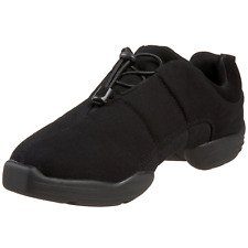 Black capezio toggle DS10 dance sneakers/trainers - size UK Adult 11.5