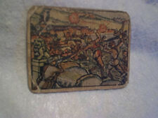 1938 HORRORS OF WAR #1 TRADING CARD,Non-Sport,marco polo bridge first fighting