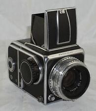 Hasselblad 1600F Camera w/ Tessar f2.8 80mm Lens