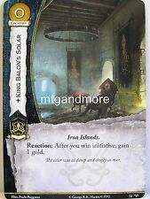A Game of Thrones 2.0 LCG - 1x #072 King Balon's Solar - There Is My Claim