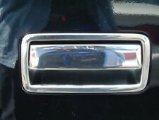 1995-2004 Chevrolet S-10 Stainless Steel Chrome Tailgate Handle Cover