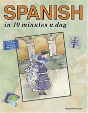 Spanish in 10 Minutes a Day® (English and Spanish