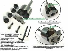 Lathe Tailstock V-Adaptor 2MT For Round Bar Drilling-Engineering, Machinist,DIY