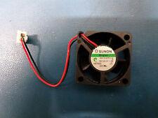 Sunon 12v DC 1.0w Cooling Case 30x30x10mm 2-pin Fan Assembly GM1203PFV1-8