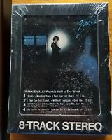 Frankie Valli - Frankie Valli Is The Word 8-track Factory Sealed