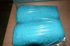 Southern Belle Mill End Yarn 8 oz  Blue Turquoise 4 Ply Acrylic Color per Photo