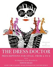 THE DRESS DOCTOR: Style from Audrey Hepburn To Zooture : WH2-R3D : HBS655 : NEW