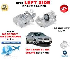 para SEAT EXEO ST trasero Lado Izquierdo pinza de freno 3r5 Familiar 2009- >