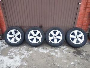VW Tiguan 17 Zoll 5NA071497 6.5Jx17H2 ET38 Winterräder Int 01/21