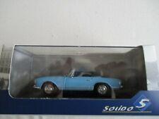 Solido Soli4304600 Mercedes Benz 230 SL Roadster 1963 1/43