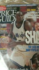 Sports Collectors Digest Sports Card Price Guide Shaquille O'Neal 1996