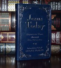 Jesus Calling by  Sarah Young Hope Brand New Deluxe Soft Leather Bound Edition