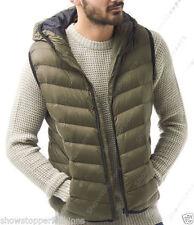 Unbranded Waist Length Zip Neck Coats & Jackets for Men