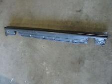 Seitenschweller Schweller schwarz 8240425 BMW E38 740d M67 M Paket