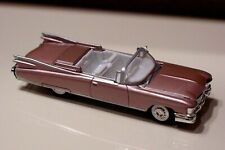 1959 Cadillac Convertible w/ Rubber Tires by Racing Champions