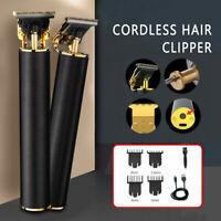 Kemei1971 Pro T-Outliner Cordless Skeleton Hair Trimmer Clipper Machine BF GIFT