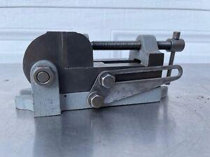 "Vintage  PALMGREN No. 00  Drill Press Vise 2-1/2"""