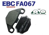 EBC Bremsbeläge FA067 HINTEN Kawasaki GPZ 500 S (EX 500 E1-E10) 94-04
