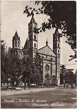 VERCELLI - BASILICA DI S.ANDREA - MONUMENTO NAZIONALE 1952